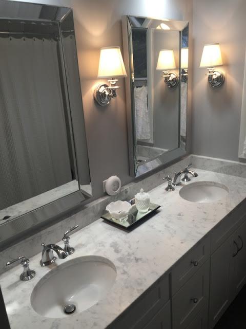 1 New Design Inc. Timeless Bathroom remodel