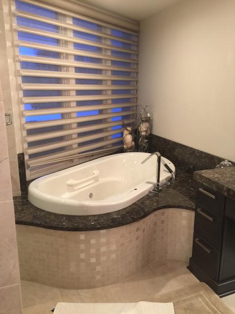 11 New Design Inc. Modern Espresso bathroom oakland county michigan remodel