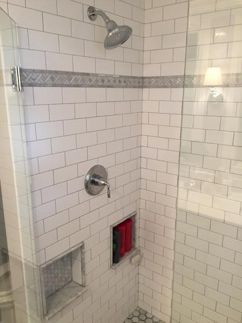 11 New Design Inc. Timeless Bathroom remodel