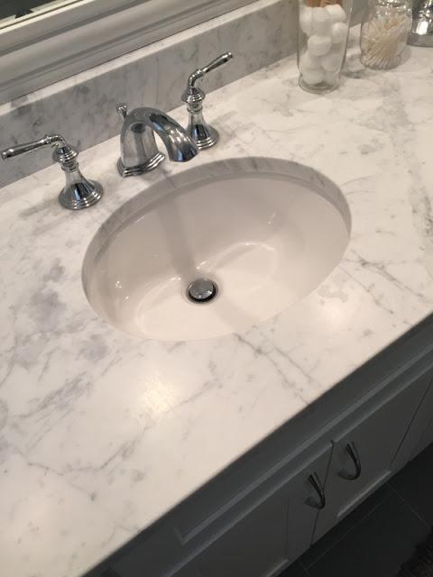 7 New Design Inc. Timeless Bathroom remodel