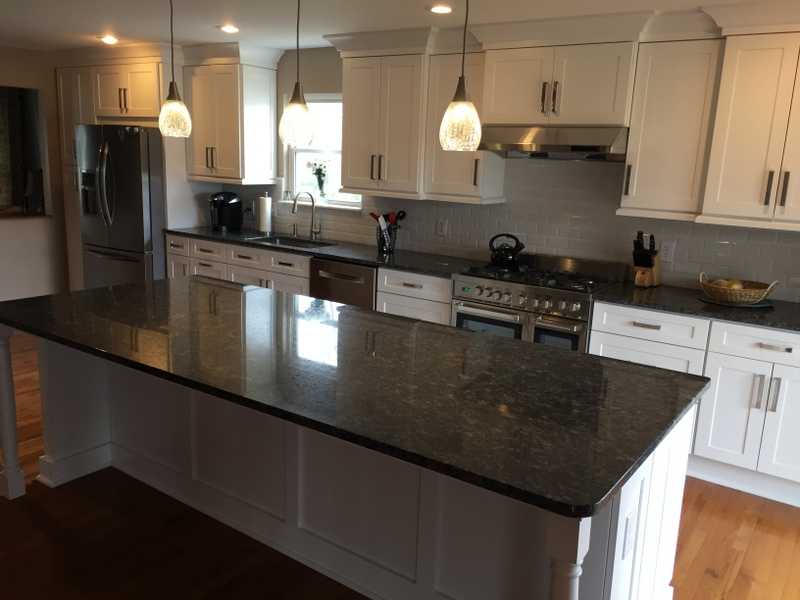 1 New Design Inc White Kitchen Remodel Grand Blanc Mi